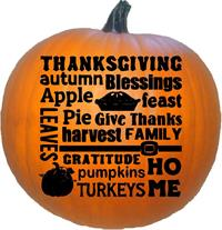 Happy Thanksgiving All Sayings
