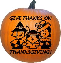 Happy Thanksgiving Pilgrims & Indians Saying