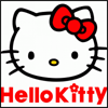 Hello Kitty Pumpkin Decals